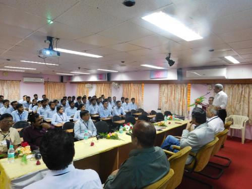 Induction Level Batch Inaugration